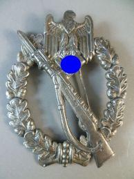 Ankauf & Verkauf Infanterie-Sturmabzeichen in Silber